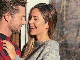 David Bisbal anuncia que se casa con su novia venezolana