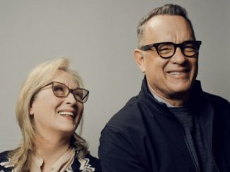 Tom Hanks tuvo miedo de Meryl Streep
