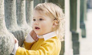Alexander de Suecia cumple dos años con nuevas fotos