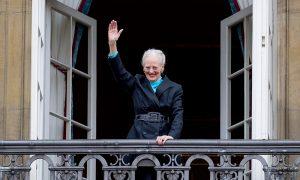 Margarita de Dinamarca celebró su primer cumpleaños sin el Príncipe Henrik