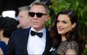 Daniel Craig y Rachel Weisz esperan un hijo
