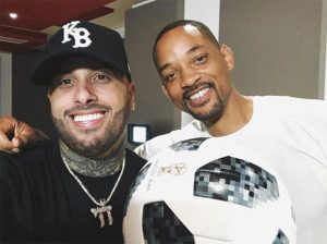 Will Smith y Nicky Jam interpretarán la canción del Mundial 2018