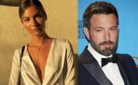 Ben Affleck vuelve a salir con la modelo de 22 años Shauna Sexton