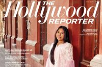 Yalitza Aparicio llegó a la portada de 'The Hollywood Reporter'