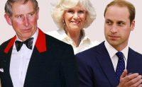 El príncipe William le hizo difícil la vida a su padre y a Camilla Parker Bowles