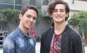 Emilio Osorio y Joaquín Bondoni protagonizarán nueva serie en Televisa