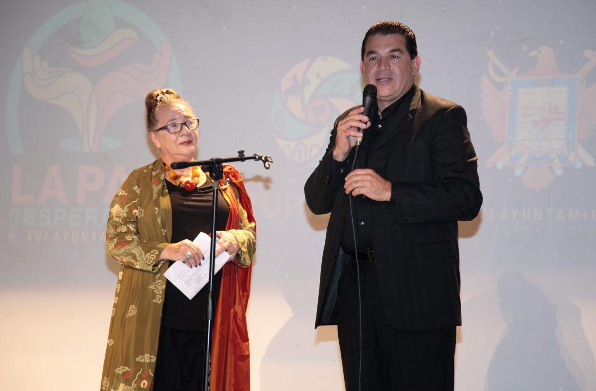 Inauguran la edición 16 del Festival de Cine Todos Santos