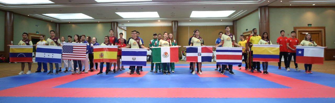 Reúne Los Cabos a 10 países en 7º Campeonato Iberoamericano de Karate 2019