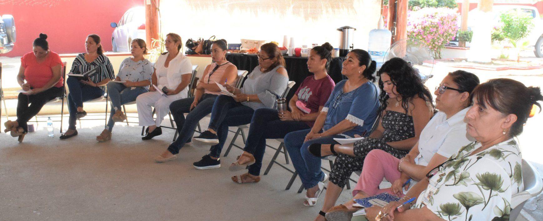 Trabaja el Instituto de las Mujeres de Los Cabos por la igualdad entre hombres y mujeres
