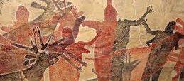 Durante este período vacacional, visita las pinturas rupestres.