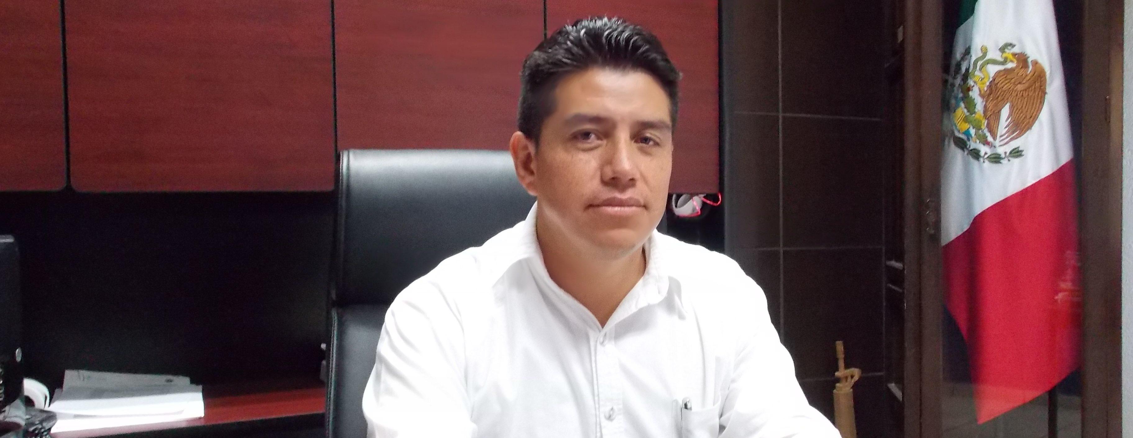 Asume Omar Valéz Neria, mando de la DGSPPPTM