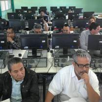 02 A Un Año de Gobierno, la XIII Administración ha logrado capacitar al 100% de los Enlaces en materia de Transparencia