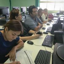 02 A Un Año de Gobierno, la XIII Administración ha logrado capacitar al 100% de los Enlaces en materia de Transparencia.