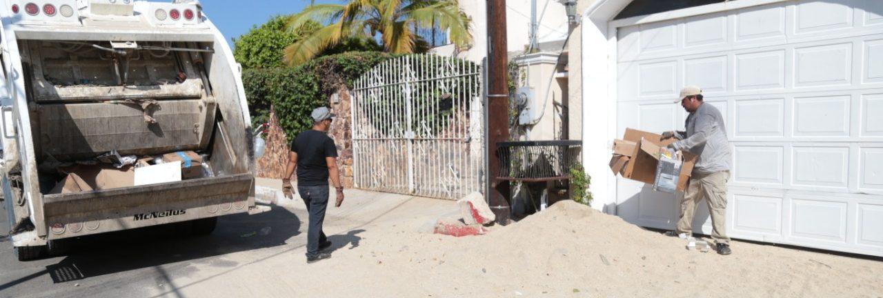 Recolección eficaz de basura un compromiso con la ciudadanía de Los Cabos