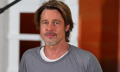 """Brad Pitt dice que Donald Trump es """"una amenaza"""""""