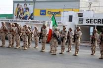 Rinden guardia de honor en el 129 Aniversario de Natalicio del Gral. Agustín Olachea3
