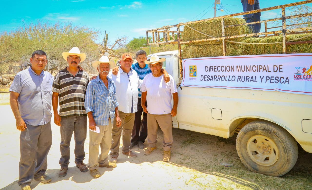 Durante su Primer Año de Gobierno, la XIII Administración ha brindado incondicional apoyo a Productores Locales