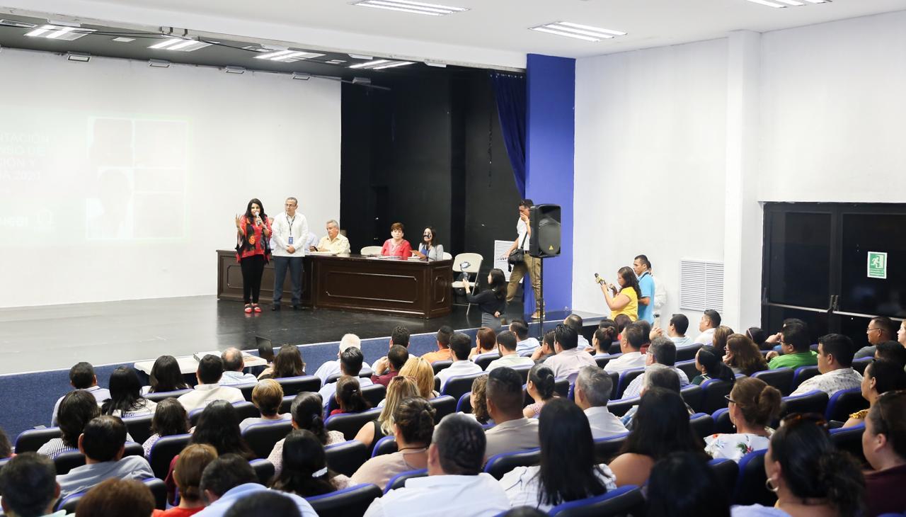 Trabajo coordinado con INEGI nos permitirá conocer cuántos ciudadanos estamos obligados a servir: Armida Castro