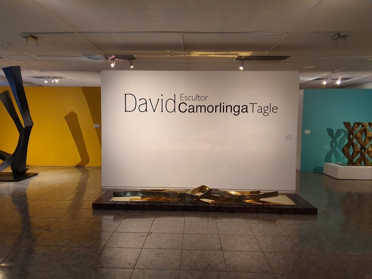 David Camorlinga lleva su trabajo escultórico a la UAM Azcapotzalco