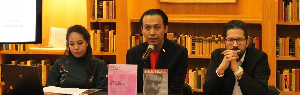 Reinventan las revistas Biblioteca de México y el Bibliotecario para ofrecer nuevos contenidos