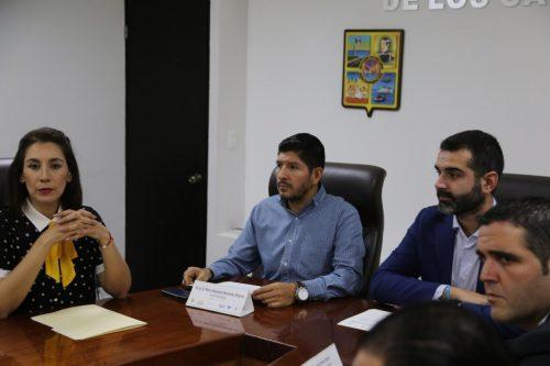 Los Cabos y Almería, seleccionadas por la Cooperación Internacional de la Unión Europea para trabajar en conjunto