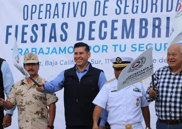 MESA DE SEGURIDAD PONE EN MARCHA OPERATIVO FIESTAS DECEMBRINAS