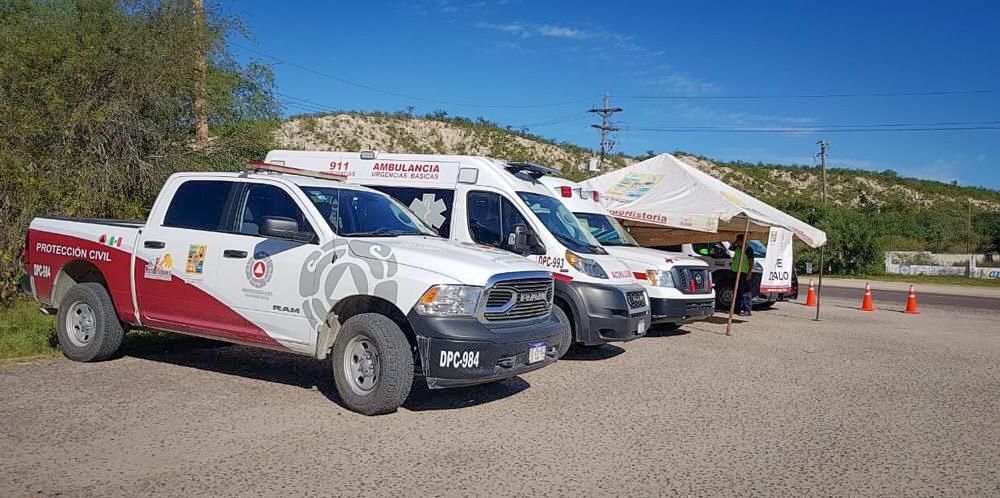 Protección Civil Municipal, atendió a más de mil personas en servicios médicos, en tan sólo un año