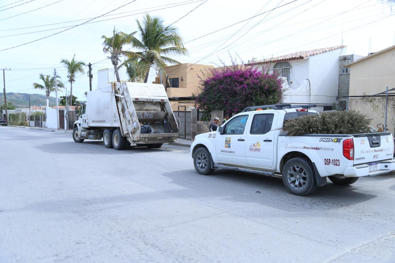 Servicios Públicos intensifica supervisión en Rutas de Recolección de basura