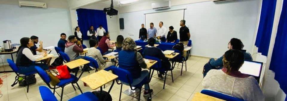 """ESCUFI IMPARTE EL CURSO """"FORTALECIMIENTO DEL TRABAJO DOCENTE EN LA NORMAL PARA LA MEJORA DE LA FORMACIÓN DE LOS ESTUDIANTES DE 7MO. Y 8VO. SEMESTRES DE LA LICENCIATURA EN EDUCACIÓN FÍSICA"""""""